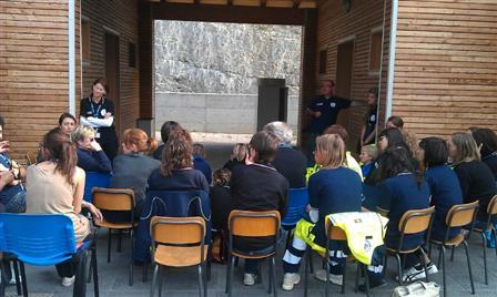 6 campo scuola Marco di Rovereto 21-23 settembre 2012