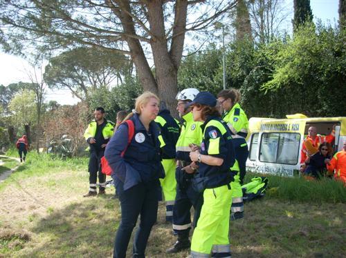 esercitazione di protezione civile lucensis 2014 5