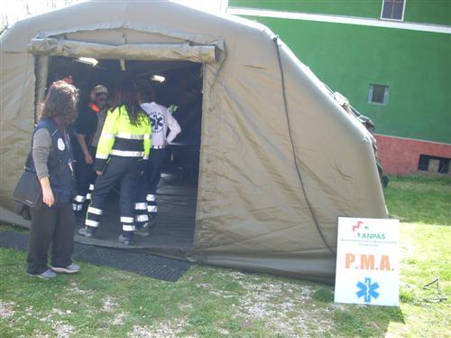 esercitazione di protezione civile lucensis 2014