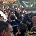 2017-01-02 - Funerale quartiere Acilia di Roma